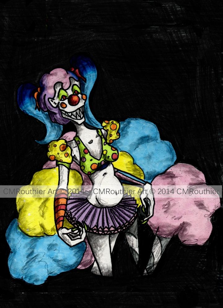 Clown WtrMark