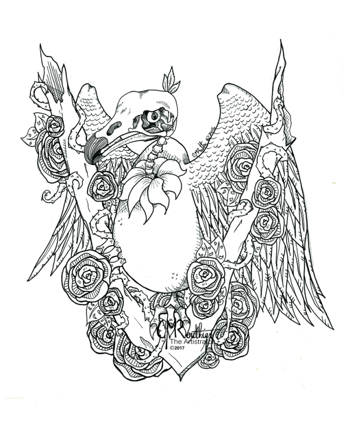 V-Is for Vulture